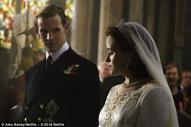 Priceless?Netflix has invested a staggering £100 million in the royal drama, which is currently intended to have six series - making it the most expensive TV show to date