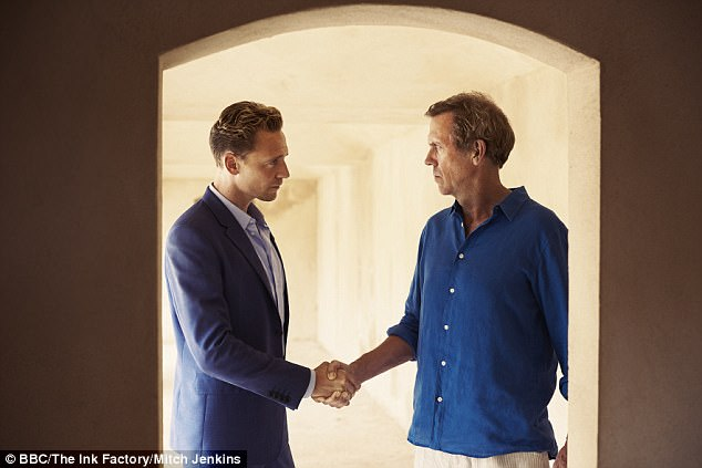 Stellar direction and effects:Tom Hiddleston and Hugh Laurie's sexy thriller The Night Manager - helmed by Susanne Bier - won Editing: Fiction and Sound: Fiction awards