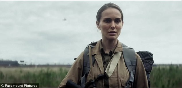 Fear of the unknown:The film Annihilation takes Natalie Portman's character to a region with strange occurrences and equally odd species