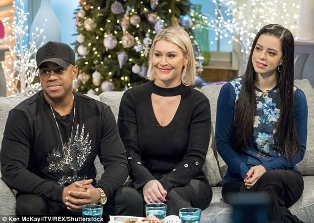 Bring it all back: S Club 7 stars Bradley, Jo and Tina have returned as SC3 with new charity single Family, their first release in 14-years