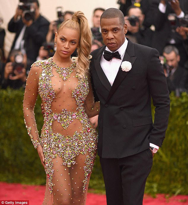Proud new parents: No doubt Beyonce and her 47-year-old mogul husband are intending on keeping the names Sir Carter and Rumi special as they have reportedly filed trademarks