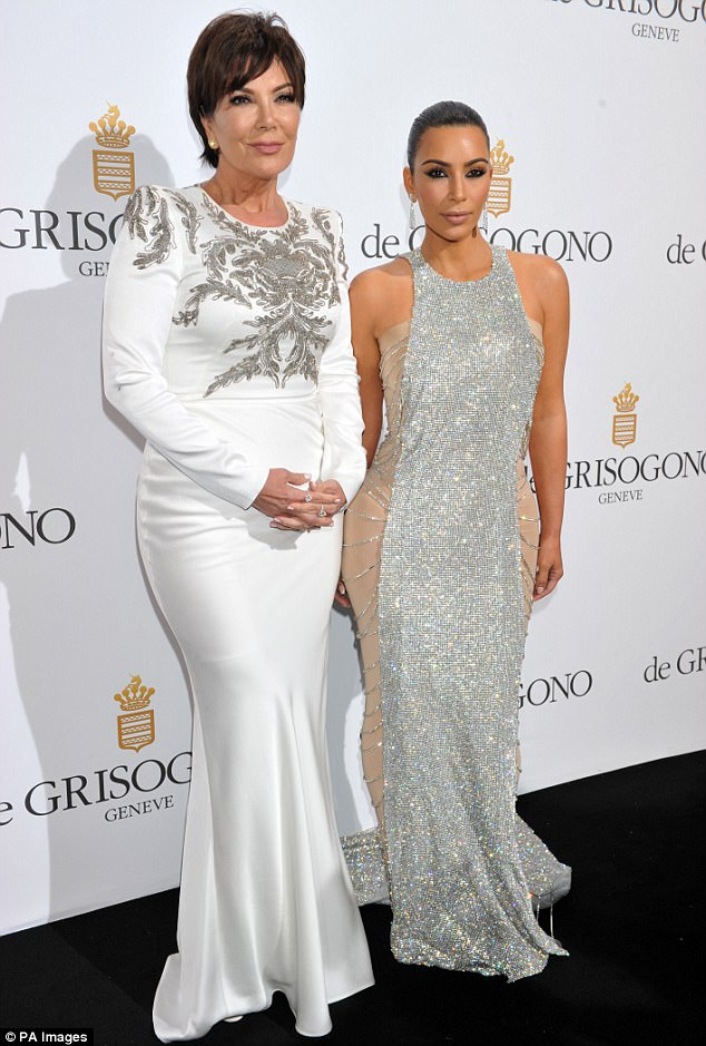 Doppelgangers: Kris and Kim are known for their close bond and strikingly similar looks