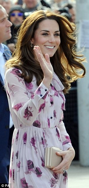 Kate is about as far from a feminist icon as you can possibly get. Feminist Joan Smith said: 'By the age of 30, the new Duchess of Cambridge had done little since leaving university'