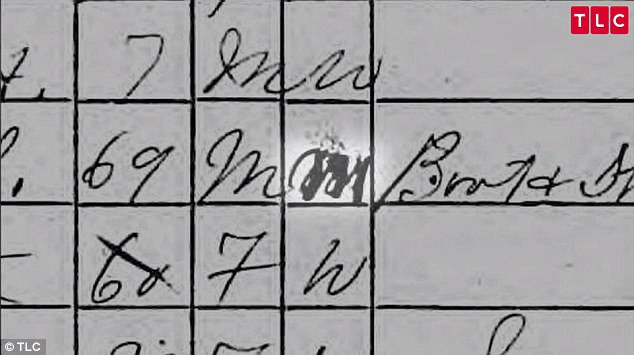 'It says M. What's M?'This could either mean The Battle of Gettysburg (23K casualties) in Pennsylvania 1863, or The Battle of Antietam (22K casualties) in Maryland 1862