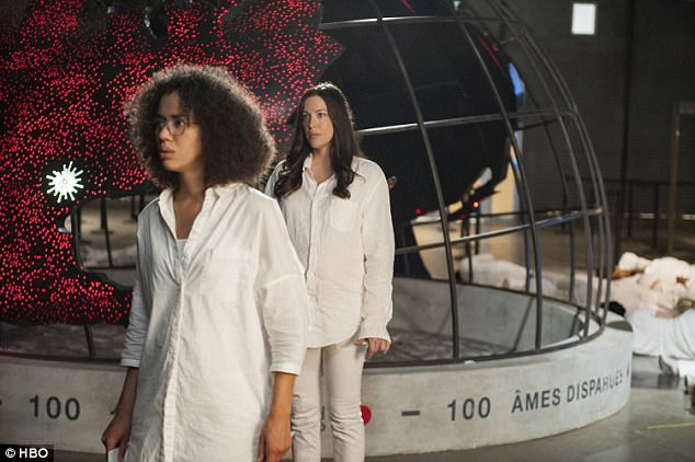 'Don't Be Ridiculous':The Armageddon actress will conclude her role as the Guilty Remnant's Megan Abbott in the third and final season of The Leftovers, which airs Sundays on HBO