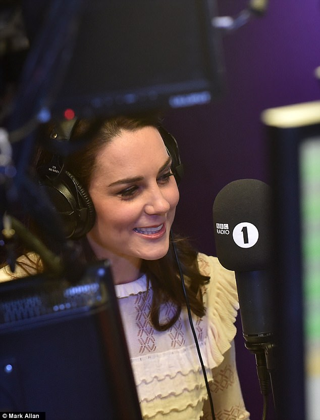 The Duchess was surprised to learn that Prince Harry has been calling her 'Cath' instead of Kate or Catherine