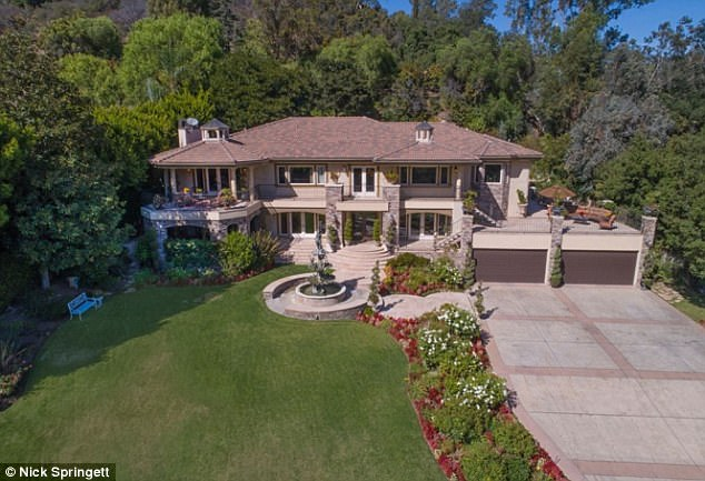 On the market: The KUWTK house is up for sale according with an eye-watering price of $7.895 million