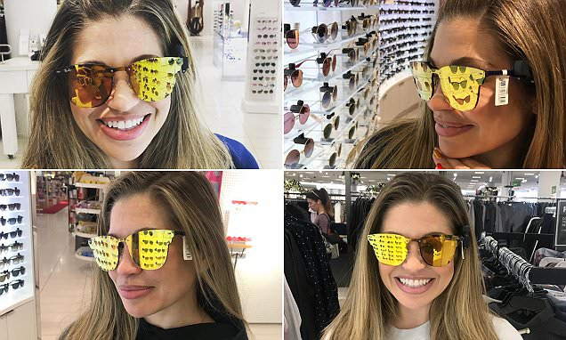 Topanga from Boy Meets World keeps visiting sunglasses