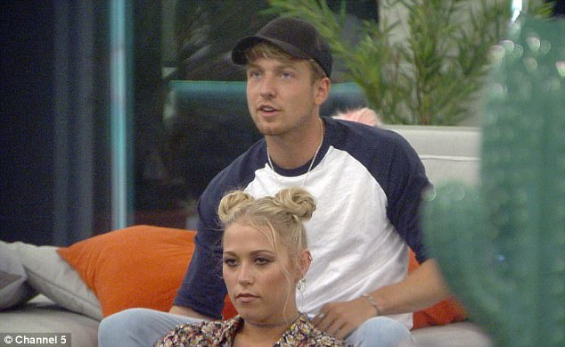 His new belle-to-be? It looks as though Sam Thompson may have his eye on another woman, as scenes from Tuesday night's Big Brother show
