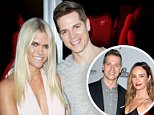 Jason Kennedy's (right), 36, wife, Lauren Scruggs Kennedy, 29 (left), wrote a statement on her website Thursday defending her husband following the social media backlash after his ex co-host Catt Sadler, 43, left the network