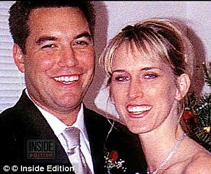 Peterson was having an affair with masseuse Amber Frey when his wife vanished