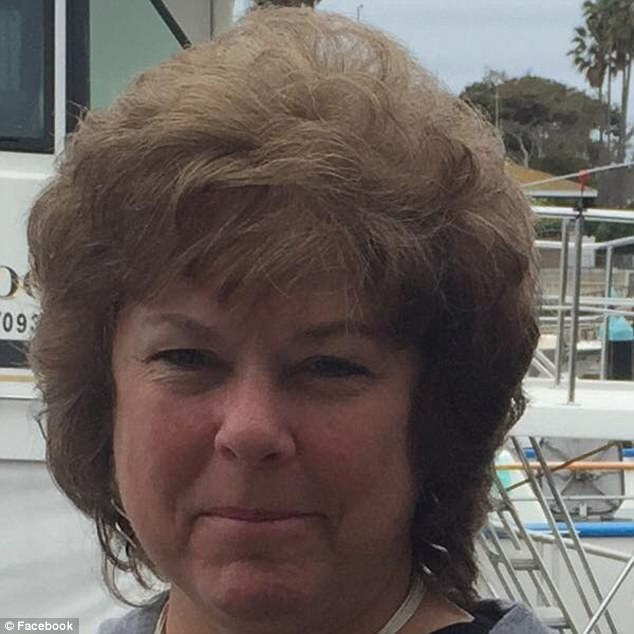 Targeted: Chase and her son allegedly wanted Jean Temple (pictured) dead because she has been fighting with him over their divorce settlement
