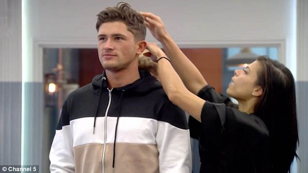 Does she/doesn't she?Jordan was left questioning his romance with Marissa during Monday's instalment of CBB, as the Ex On The Beach star was warned she was only after a 'showmance'