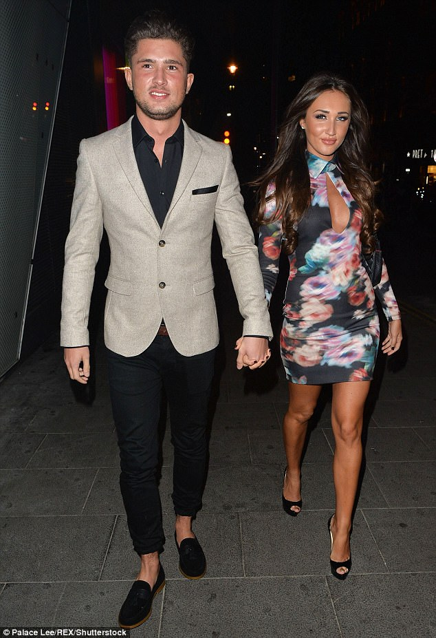 'He wants her back!' Celebrity Big Brother housemate Jordan Davies would 'take Megan McKenna back' if she wanted to reignite their romance... even though 'she ruined him'