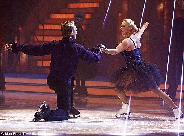 Back together! Olympic champions Jayne Torvill and Christopher Dean will return to the revived series, this time as judges