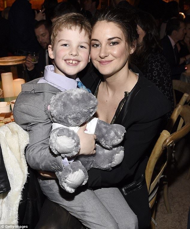 Big Little Role: The eight-year-old stole the hearts of viewers on Big Little Lies as the son of Shailene Woodley's character