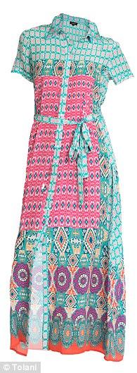 Easy breezy: 'Amanda' dress, $223, tolanicollection.com