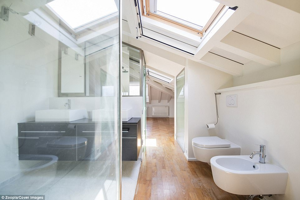 Interior designer: The property was carefully refurbished by Bellamy in a modern and minimalist manner upon purchasing