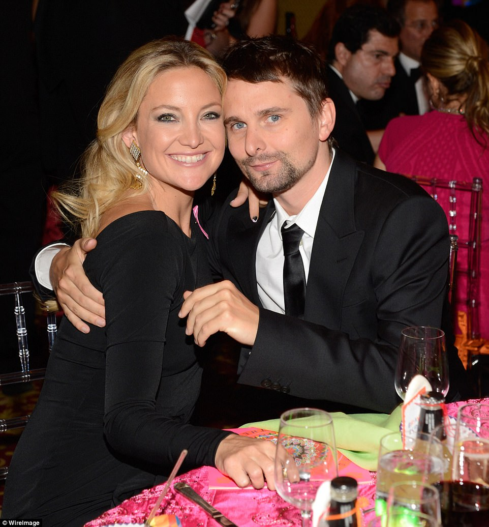 He had company: The British singer originally purchased the luxurious accommodation a decade ago and shared it with his then girlfriend Kate Hudson, 38, before they called it quits in 2014