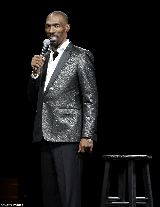 Left out: The stand-up comedian died in New York on April 12 after a battle with leukemia, but was noticeably absent from the awards ceremony's tributes segment (pictured August 2015)