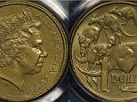 An Australian one-dollar coin is now worth thousands to collectors because of a printing error which took years for anyone to notice