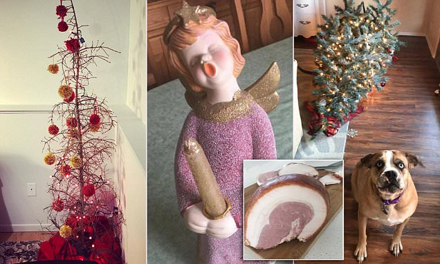 Christmas fails of the awkward and hilarious moments