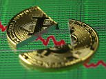 Bits and pieces:Bitcoin lost almost half its value in a week as panic selling gripped the online currency