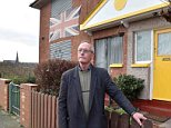 Charlie Wright, 66, was born and raised in the house on Ilchester Road, Birkenhead