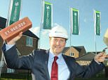Jeff Fairburn: The chief executive of Persimmon has come under fire for his huge bonuses