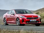 Cracker: Kia's new Stinger is a South Korean muscle car that combines blistering performance with a very sensible seven year warranty