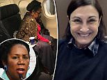 Representative Sheila Jackson Lee, from Texas, said did nothing wrong when she was bumped to a first class seat on a December 18 flight from Houston to Washington, DC