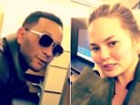John Legend and Chrissy Teigen were on a flight heading to Tokyo for vacation, but the plane made a u-turn four hours into their journey because an 'unauthorized passenger' was on board