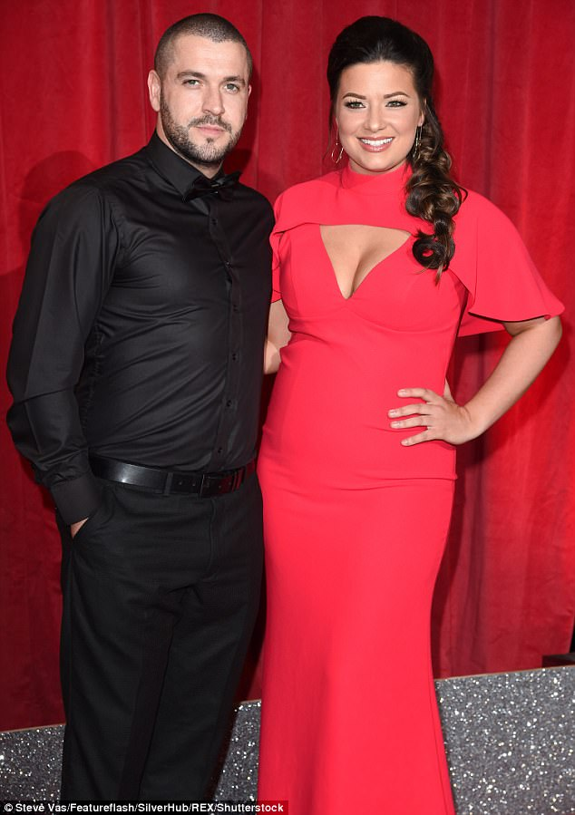 Special:The former X Factor winner, 33, broke the news of his engagement to Sophie with Instagram followers on Boxing Day