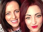 Charlotte Reat, right, said her mother Jayne Toal Reat, left, was a hero by facing the knifeman