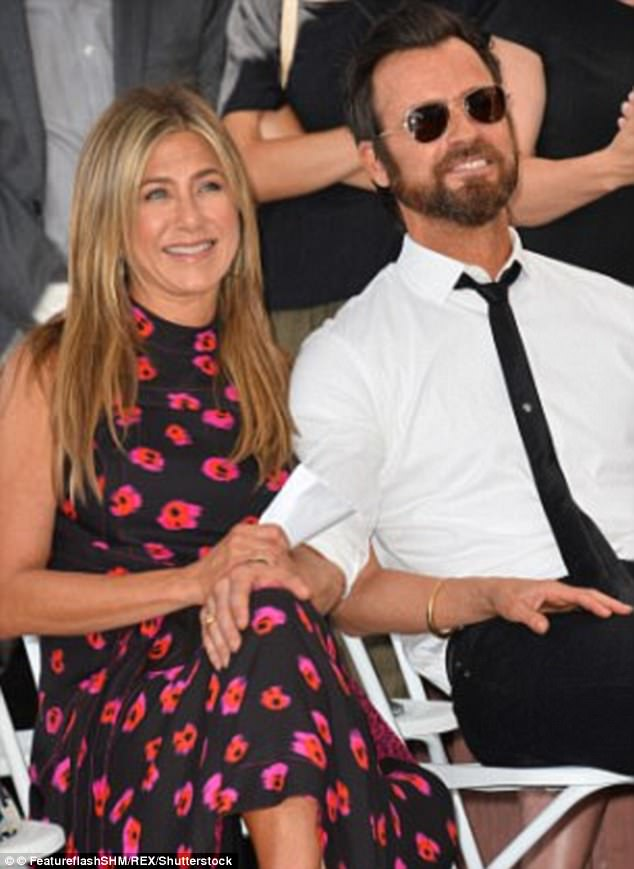 Happy couple: Jennifer and Justin have been married since 2015 and regularly ring in the New Year in Mexico among friends