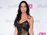 Real Housewives of Beverly Hills alumni Carton Gebbia has hit back at claims by a former nanny that the celebrity abused her and threw herself off the second story of her home