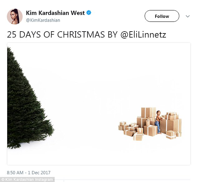 Day 1: A very small Saint was featured in the very first post on December 1