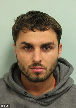 Arthur Collins, the ex-boyfriend of Towie star Ferne McCann who is in jail for injuring 22 in an acid attack, has been charged with having a banned item in prison