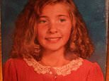 Taken by someone she knew:Katie Beers (above) was kidnapped by family friend John Esposito in 1992 just days before her tenth birthday