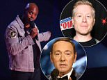 Dave Chappelle has made light of Anthony Rapp's claims he was molested by Kevin Spacey as a young teen during the comedian's new Netflix special