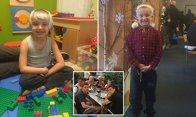 Doncaster boy with moyamoya syndrome is a 'ticking bomb'