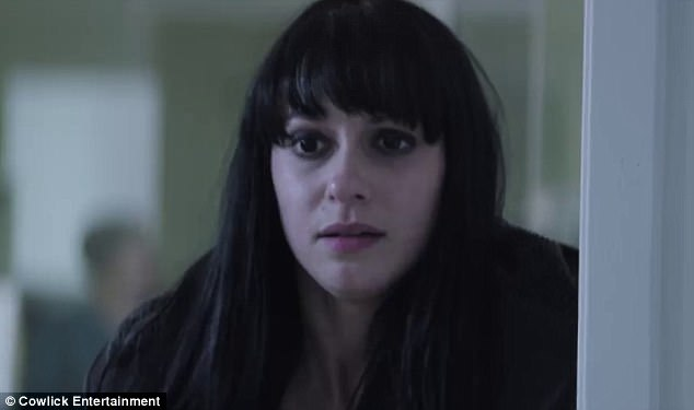 'We are in complete shock over this tragedy': Creators of haunting US film that actress Jessica Falkholt is set to star in speak out as former Home And Away star fights for her life following horrific car crash