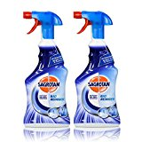 2x Sagrotan Bad-Reiniger Atlantikfrisch 500 ml -...