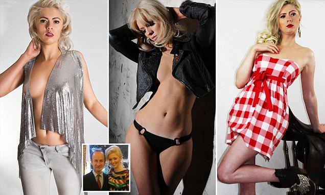 Paul Brachi: Ukip's Jo Marney loves skimpy clothes
