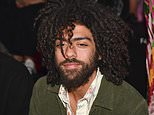 """FILE - In this Sept. 1, 2017 file photo, Noah Becker arrives for the show held by label Zalando at the Bread & Butter fashion festival in Berlin.  The son of former tennis star Boris Becker is pressing charges against a German nationalist lawmaker who insulted him with a racist slur. Lawyer Christian-Oliver Moser told The Associated Press on Thursday Jan. 4, 2018 that he filed a complaint on behalf of Noah Becker against the """"unbearable and racist remarks"""" that came from the Twitter account of nationalist lawmaker Jens Maier. (Jens Kalaene/dpa via AP,file)"""