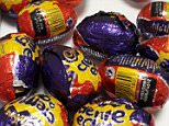 Shoppers have been tweeting images of rewrapped Creme Eggs and accusing shoppers and staff of unwrapping the chocolate and putting them back on the shelf