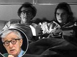 Woody Allen's archives, stored at Princeton University, have been unread until now (pictured in a scene from his film 'Manhattan' in bed with 17-year-old actress Mariel Hemingway)