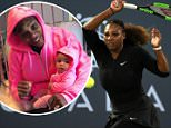 Not ready: Serena Williams announced Thursday that she won't be defending her Australian Open title, saying she's still not ready three months after giving birth to her first child