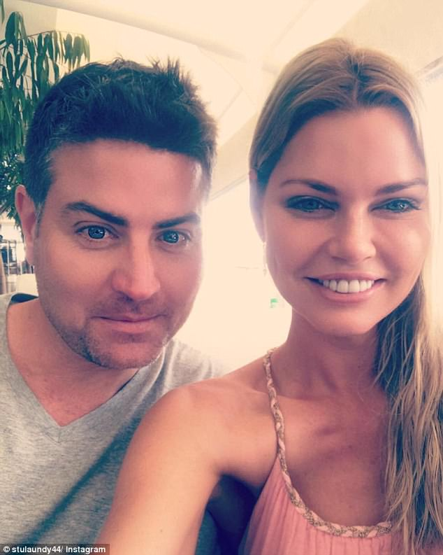 Together forever? Sophie and Stu have faced split rumours for months, although both have repeatedly claimed they are still together
