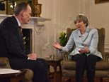 The BBC's Andrew Marr lashed Theresa May over the NHS winter crisis today, suggesting if he had stroke this year he might have died